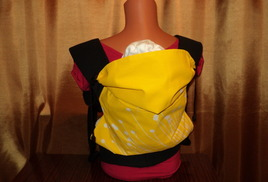 слинги-рюкзаки (эрго рюкзаки)